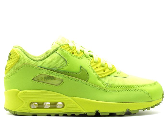 New Cheap Air Max 90 Green Shoes of Various Sizes and Colorways could be  found at Kanye west shoes shop