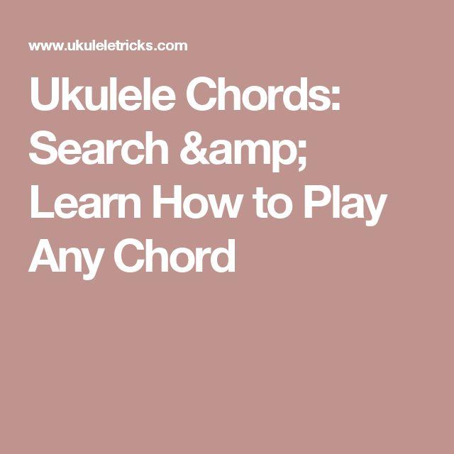 11 Best Ukulele Images On Pinterest Ukulele Music And Easy