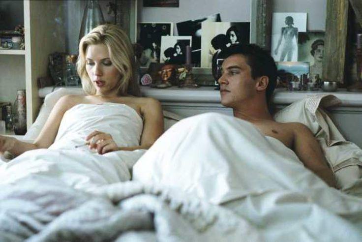 "Scarlett Johansson dans ""Match point"""