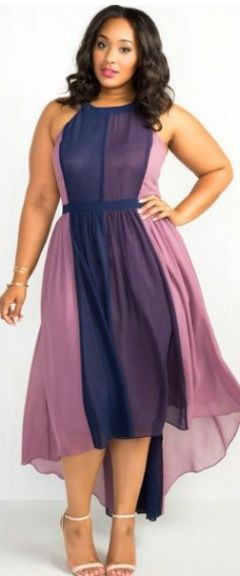 Модели вечерних платьев для полных девушек
