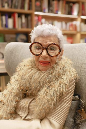 Iris Apfel is getting her own line of emojis