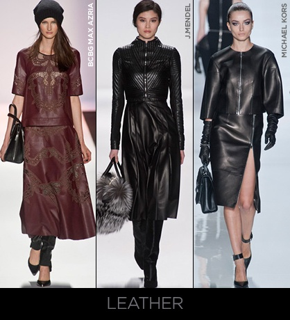 #NYFW 2013 outfit on the right!!!