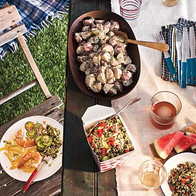 4th july picnic recipe ideas