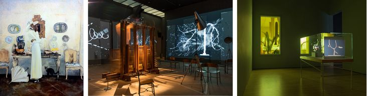 SFMOMA completeS reinstallation of its seventh floor with three new contemporary exhibitions—A Slow Succession with Many Interruptions, William Kentridge: The Refusal of Time and Runa Islam: Verso on view from December 10, 2016 through April 2, 2017
