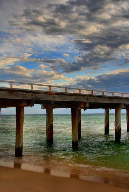 Seaford Pier - Melborne, Victoria - Australia