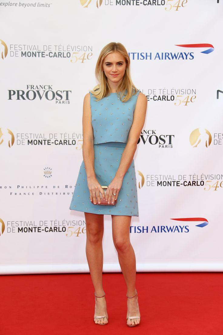 Emily Wickersham - 2014 Monte Carlo TV Festival • CelebMafia