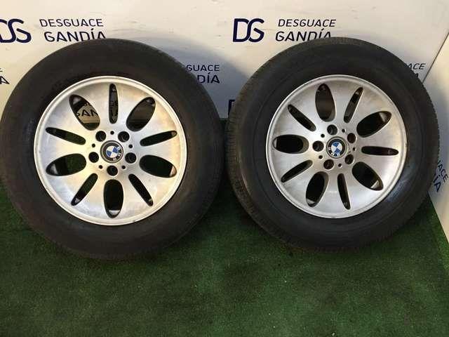. Llantas de Aluminio, BMW X5, Tama�o: R 17. Precio por unidad