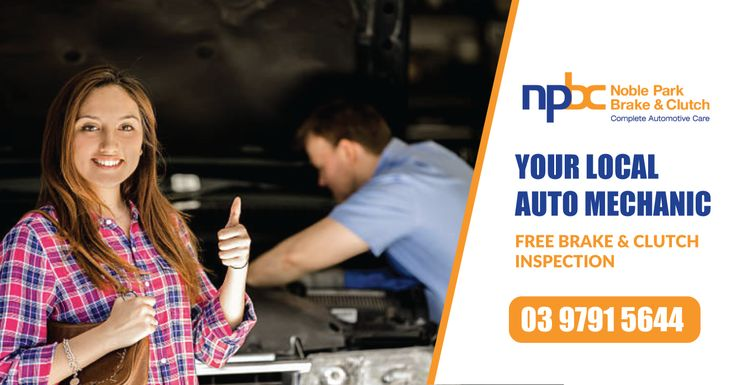LOOKING FOR A AUTO MECHANIC IN DANDENONG? Noble Park Brake & Clutch is your qualified local car mechanic in Dandenong, found in one convenient location on Cheltenham road Dandenong. NPBC offers you the full range of car repairs, car servicing and mechanical repairs. We are your local car mechanic in Dandenong. #AutoMechanic #Mechanic