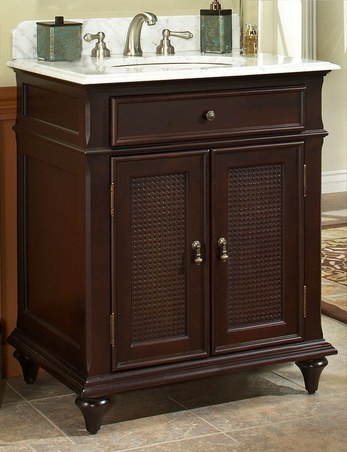 519 best images about british colonial style on pinterest for Colonial style bathroom vanities