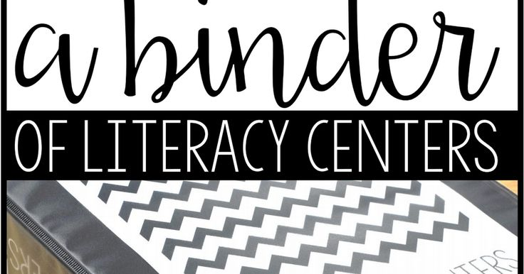 Binder of Literacy Centers Free Preview.pdf
