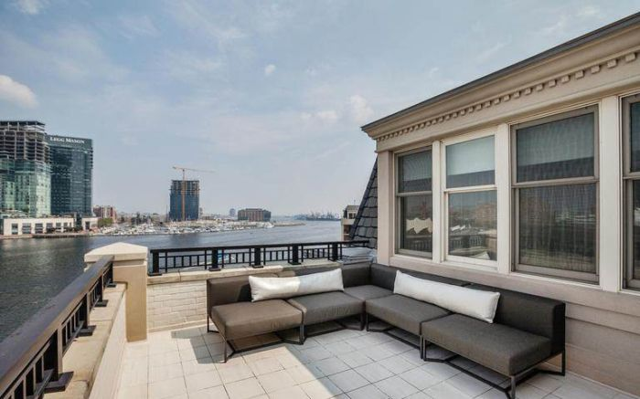 Tom Clancy's Mega Penthouse for sale - Today's Evil Beet Gossip – Today's Celebrity Gossip from Evil Beet Gossip