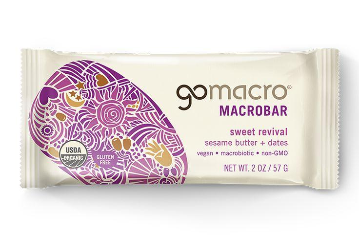 Go Healthy with GoMacro! ~ GIVEAWAY!