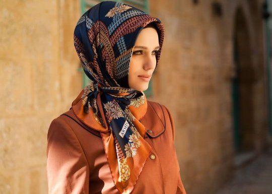 Newest Collection on Turkish Hijab Fashion - Women's Hijab ...