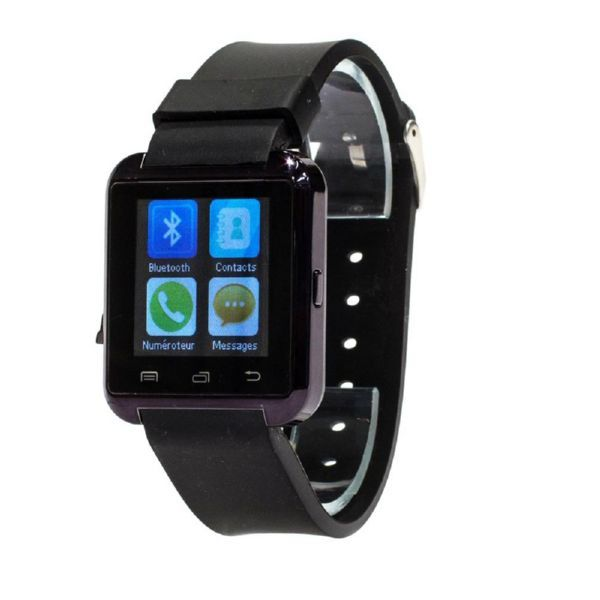 Reloj inteligente CMP Paris negro #accesorioselectronica