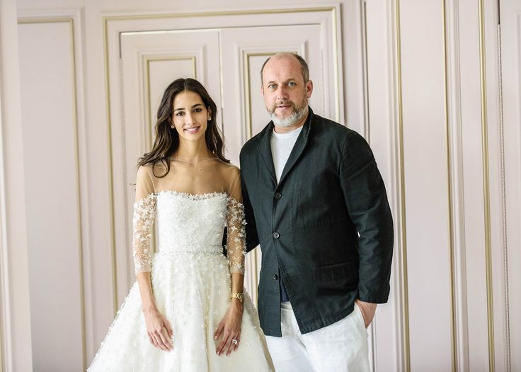Exclusive! Peter Copping's First Bride for Oscar de la Renta Revealed