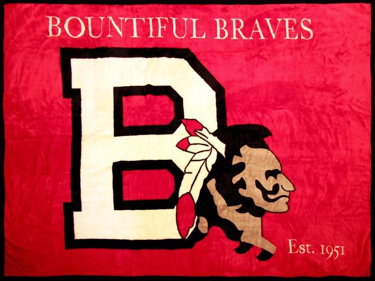 One of Bountiful High School's Spirit Wraps!