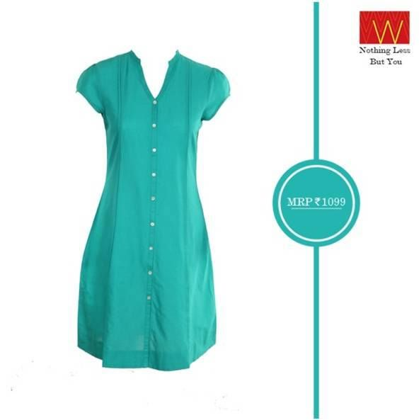 Adorable #colors are the season's choice and it just can't get better than this! Perfect for a #classy get together!  Shop with us now : www.shopforw.com