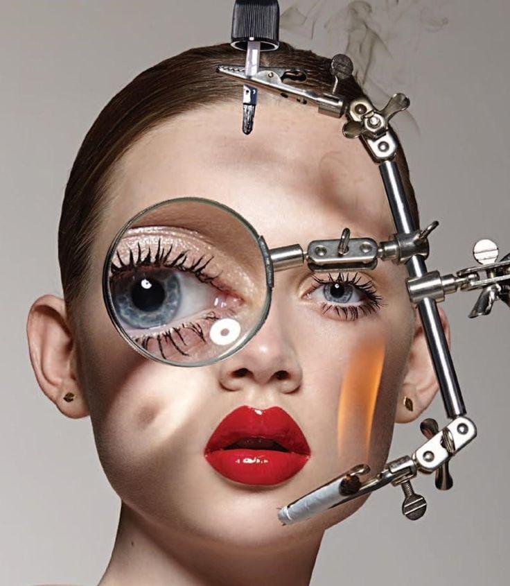 Dit is ook een voorbeeld van technologie aan het menselijk lichaam. Dit…