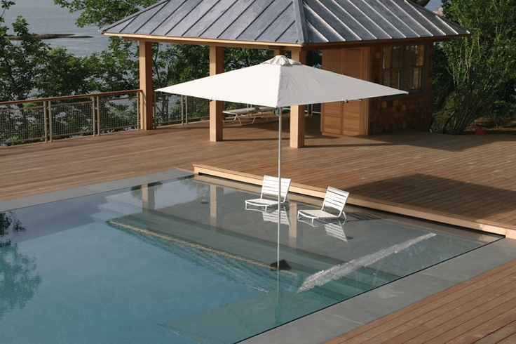 42 best images about pool decks and patios on pinterest for Sundecks designs