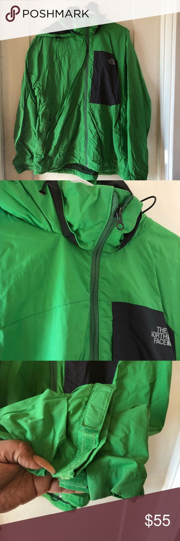 NorthFace men's jacket Preloved with signs of gentle wear as shown on pics. Authentic. I have more styles and sizes. North Face Jackets & Coats