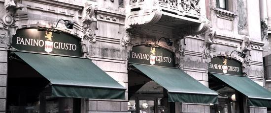 Il panino giusto Piazza XXIV Maggio 4 / corso Garibaldi 125 Milano