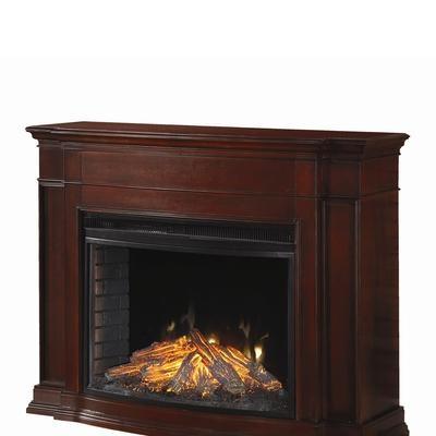 Muskoka Soames Electric Fireplace 33 Inch Curved