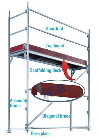 Steel Toe For Scaffolding Boards : Best scaffolding applications images on pinterest