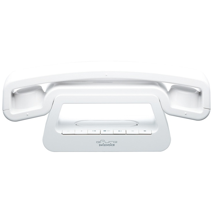 Buy Swissvoice ePure Digital Phone with Answering Machine, White online at John Lewis