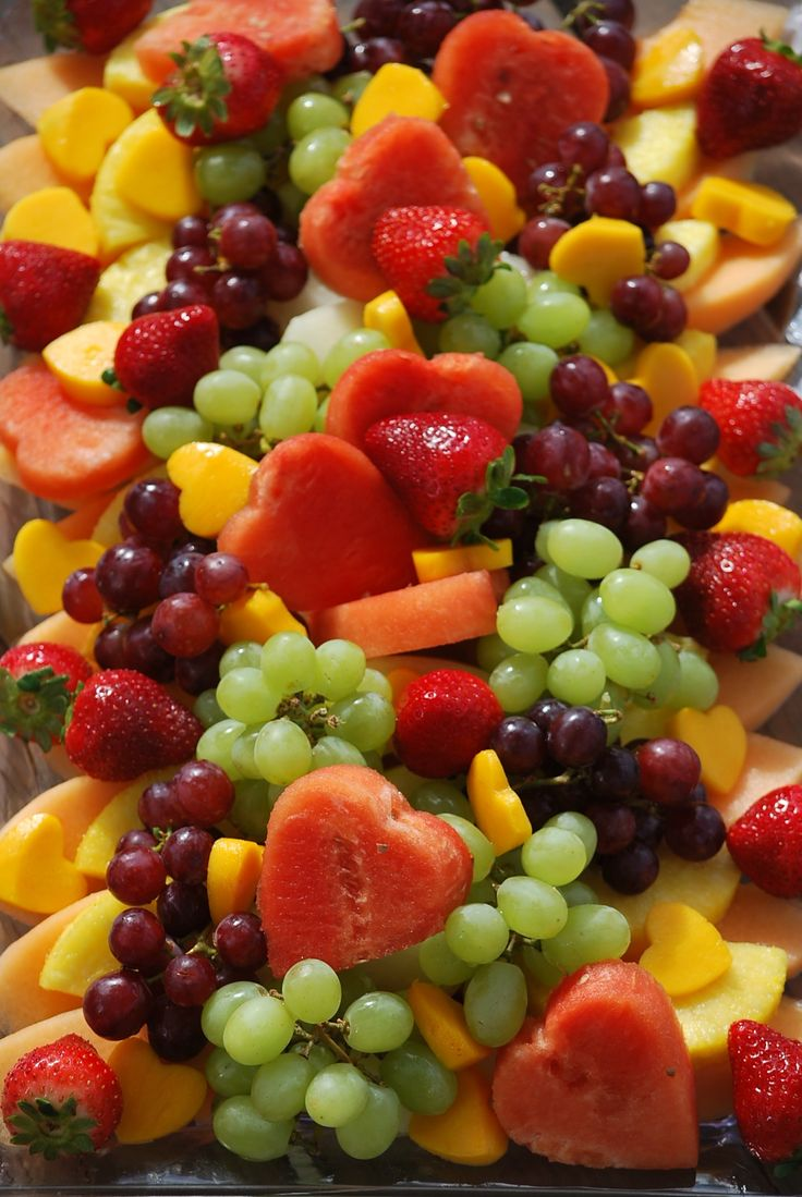 Wedding Reception Fruit Tray