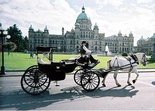 Abbeymoore Carriage in Victoria, BC, Canada