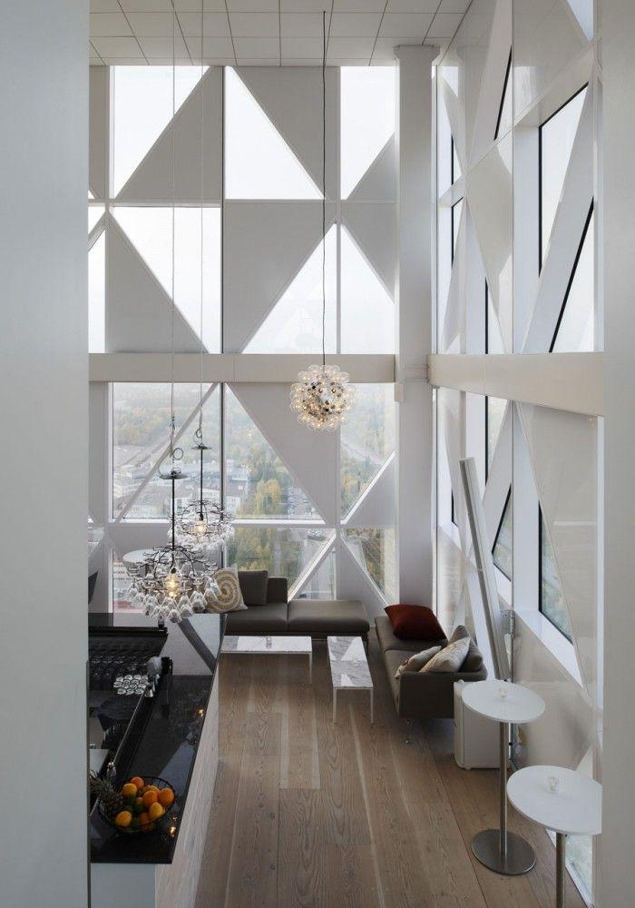 Victoria Tower / Wingardh Arkitektkontor AB