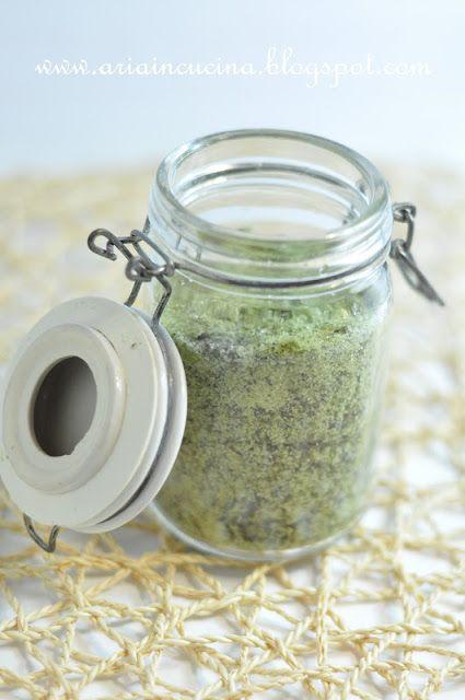 Blog di cucina di Aria: Zucchero e sale aromatici: così è la vita...