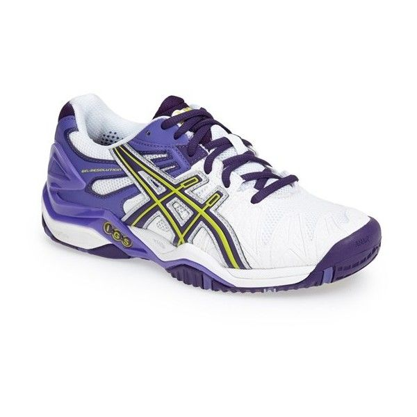 ASICS 'GEL-Resolution 5' Tennis Shoe ...