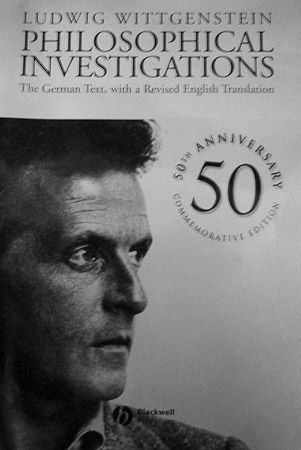 Wittgenstein-investigations - Philosophical Investigations - Wikipedia, the free encyclopedia