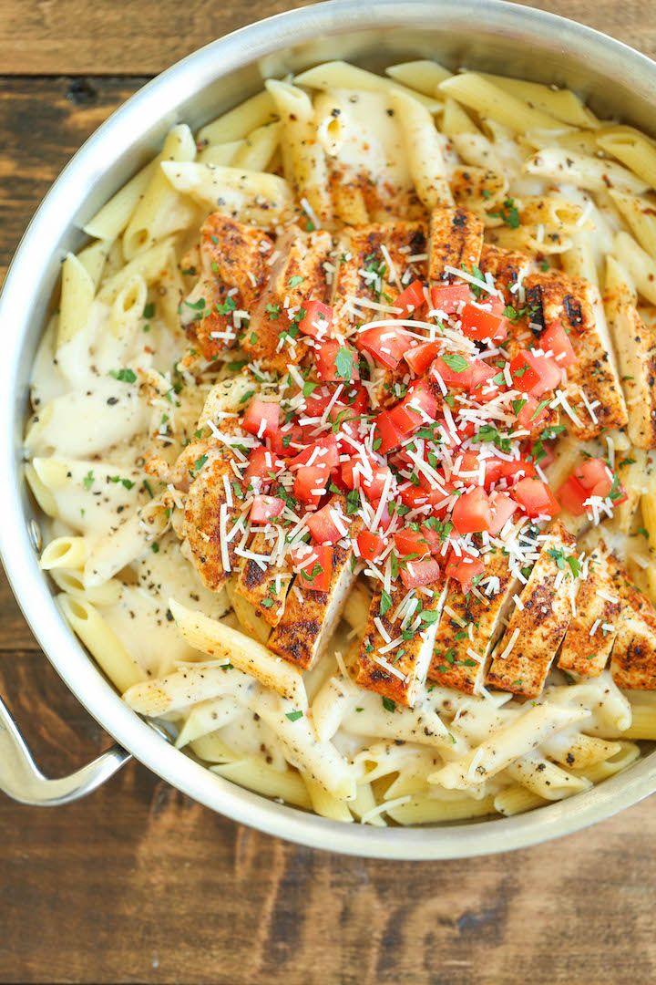 The family will love this cajun chicken pasta recipe!