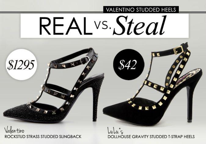 valentino flats price