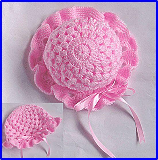 http://demismanostejidos.blogspot.com/2012/11/lindos-modelos-de-gorros-para-bebes.html