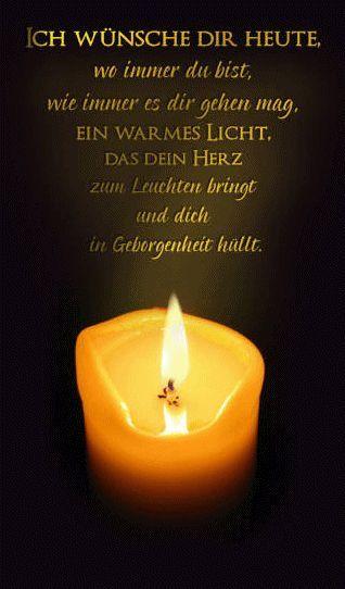 Betty`s Kinnerkram: Eine Kerze der Hoffnung für a…