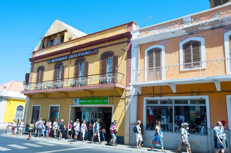 Mindelo Ilha de São Vicente