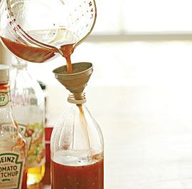 Lexington Style Barbecue Sauce, a sweet vinegar and pepper version that hails from Lexington, North Carolina.