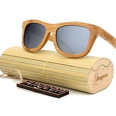 Bang on trend!  These bamboo polarised sunglasses in 6 colours are stylish, lightweight, durable, eco-friendly and affordable. And added bonus; bamboo floats so they are great poolside or on the yacht! Just £29.50 delivered. See bio for info  #bamboosungl