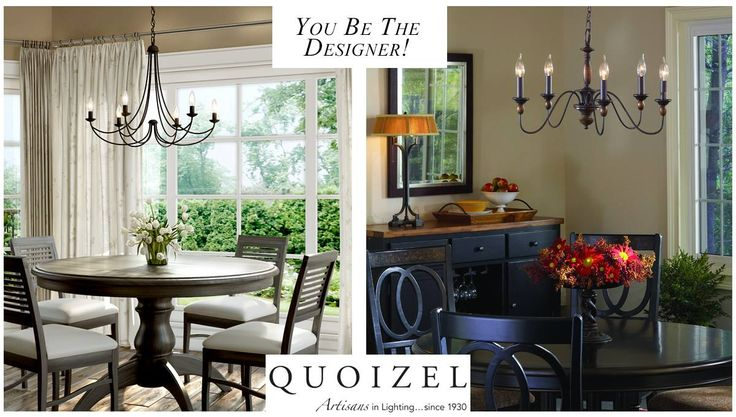 Which Quoizel chandelier do you like better? & 14 best Hermitage Lighting Gallery Facebook Page! images on ...