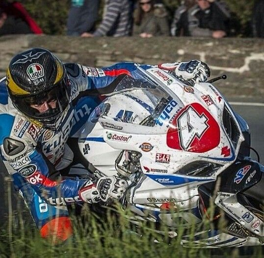 Guy Martin TT 2014 - cathcing flies and still waiting for that elusive win at the TT.