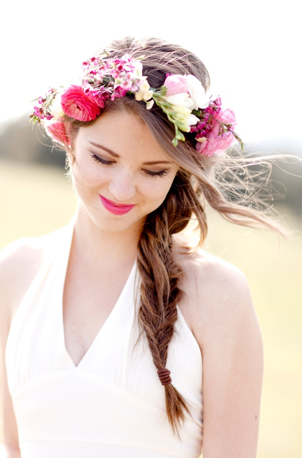 ashlee raubach photography, love that floral wrap