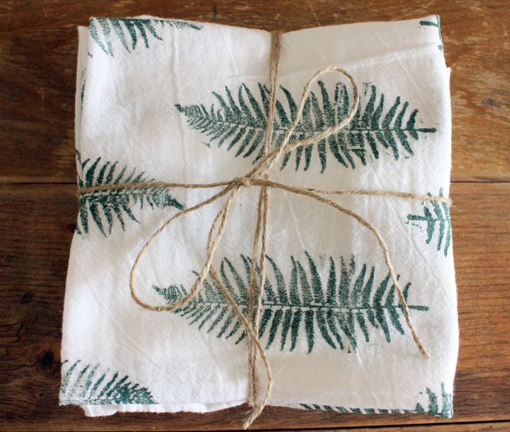 DIY Flour Sack Towels_Twine And Braids