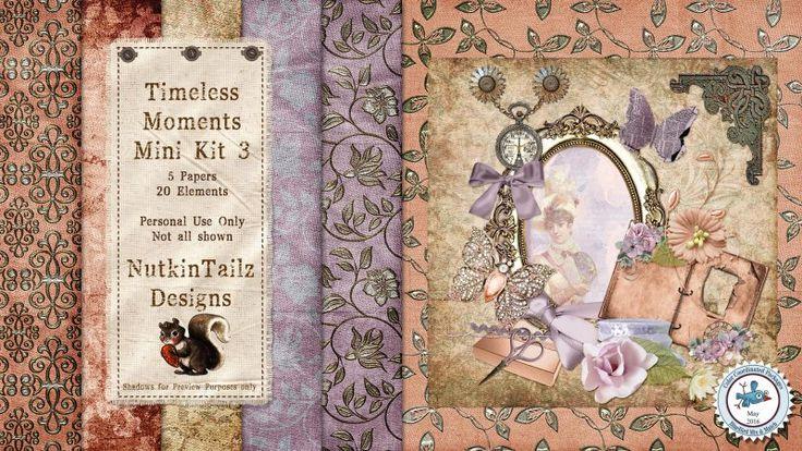 Timeless Memories Mini Kit 3
