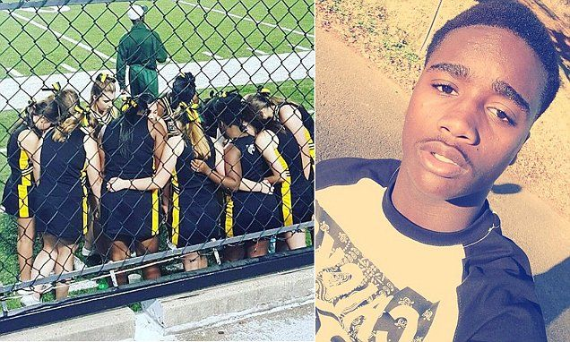 Louisiana high school football player Tyrell Cameron dies from neck injury   Daily Mail Online