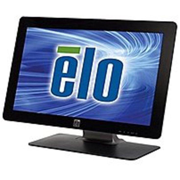 B elo TOUCH E497002 2201L 22.0-inch Desktop Touchmonitor - 1080p - 60 Hz - 250 cd-m2 - 5 ms - USB, DVI - Black