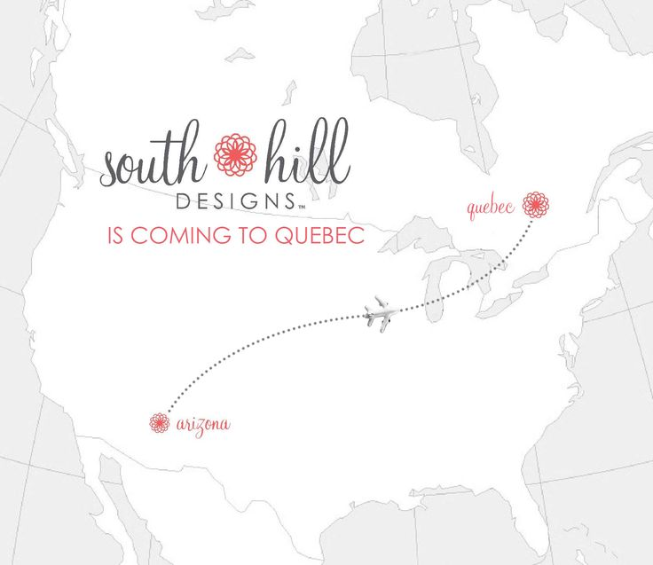 South hill designs is launching in quebec starting today for Starting a jewelry business in canada