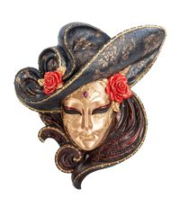 Венецианские маски Veronese. WS-347 Венецианская маска ''Розы'' - Цена: 3 600 руб.